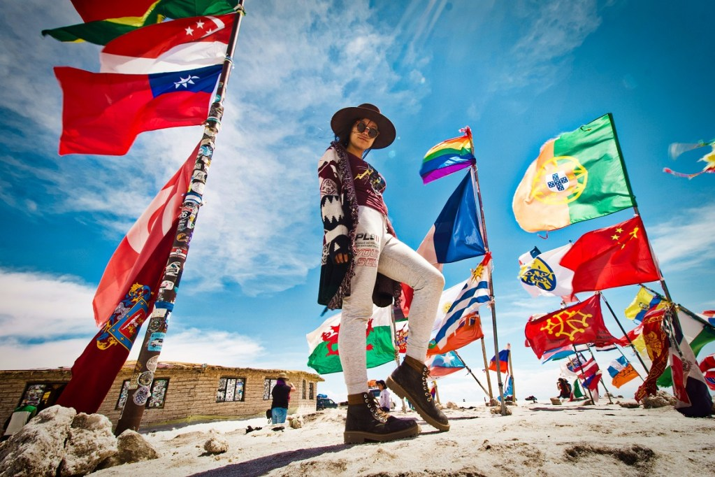 one of the most most beautiful and cheap place to visit is Bolivia