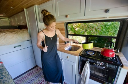 Travel Trailer Accessories Stove Top Oven