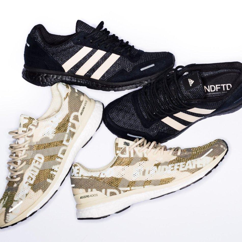 adidas adizero3 x undefeated