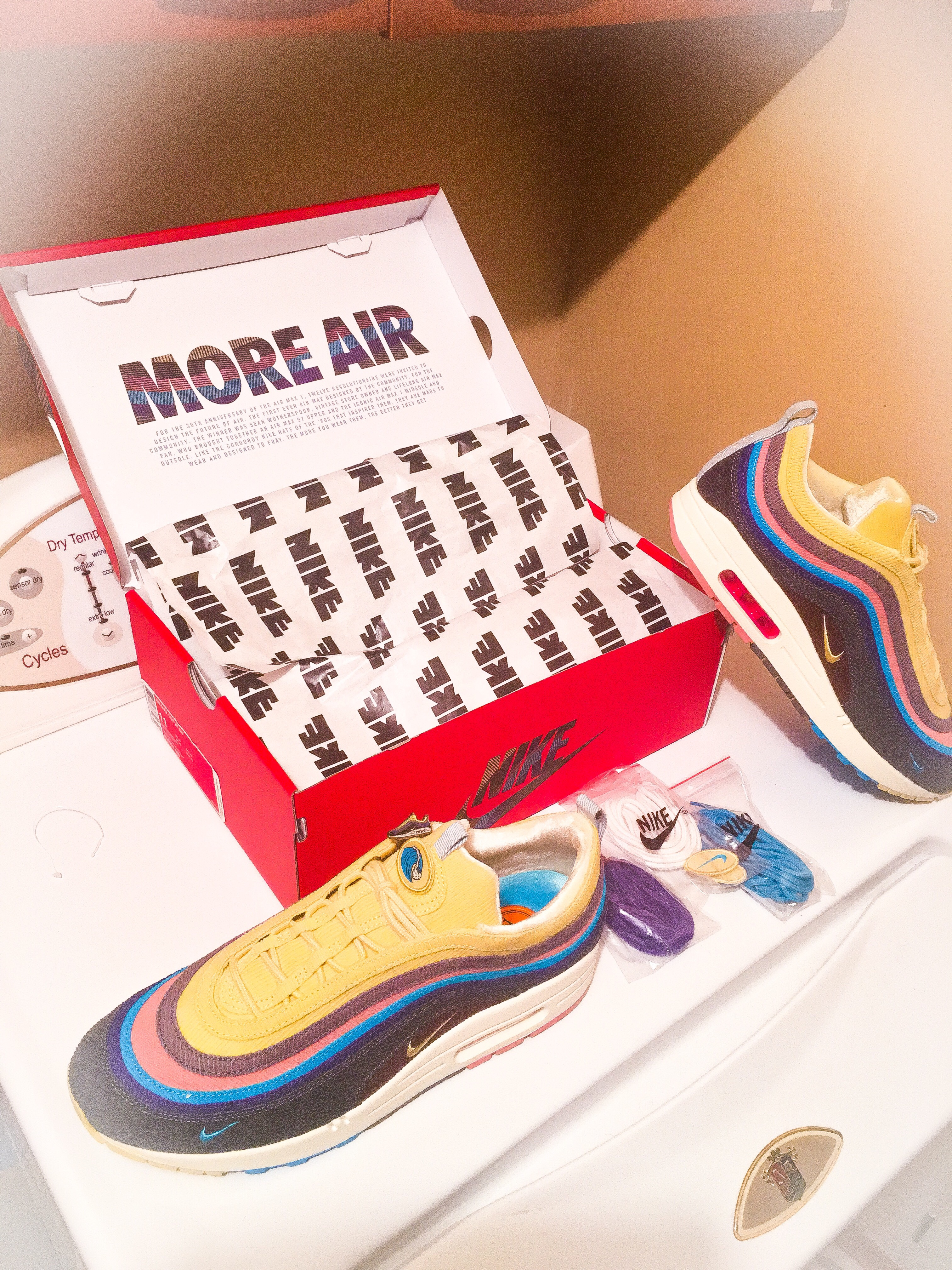 """Review: Sean Wotherspoon's Air Max 197 """"A Collector's"""