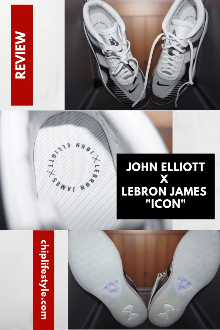 99a871800 REVIEW: Nike ICON - John Elliott x LeBron James - CHIP Lifestyle