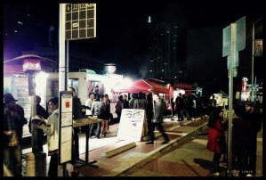 Street Vendors - Austin,TX March 10, 2013 @SXSWInteractive @SXSW