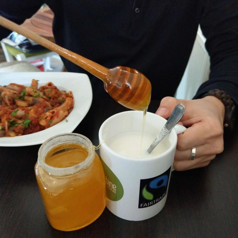 Cuib蜂蜜豆漿