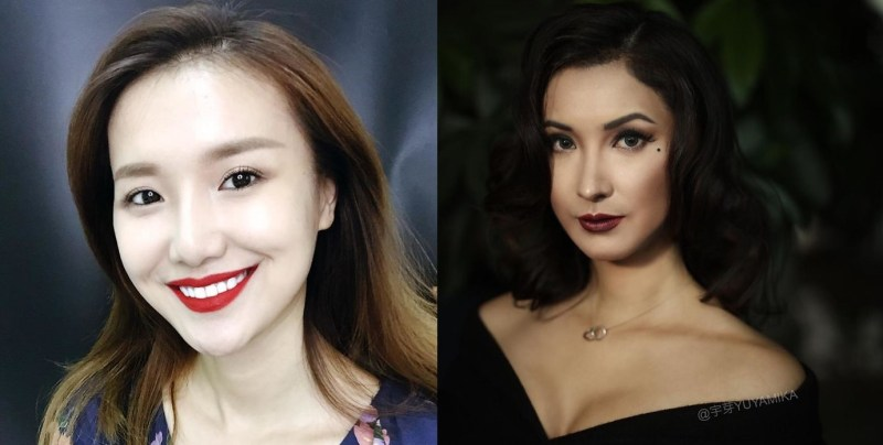 Chinese Makeup Artist Can Completely
