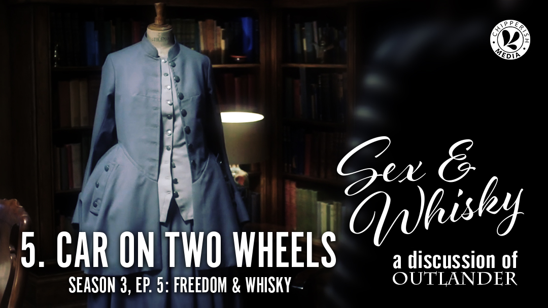 Sex & Whisky #5. Car on Two Wheels