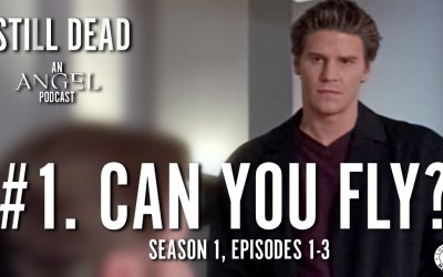 Still Dead #1. Can You Fly? (S1.1-3)