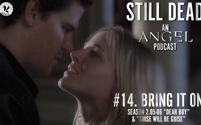 Still Dead #14.  Bring It On (S2. 5-6)