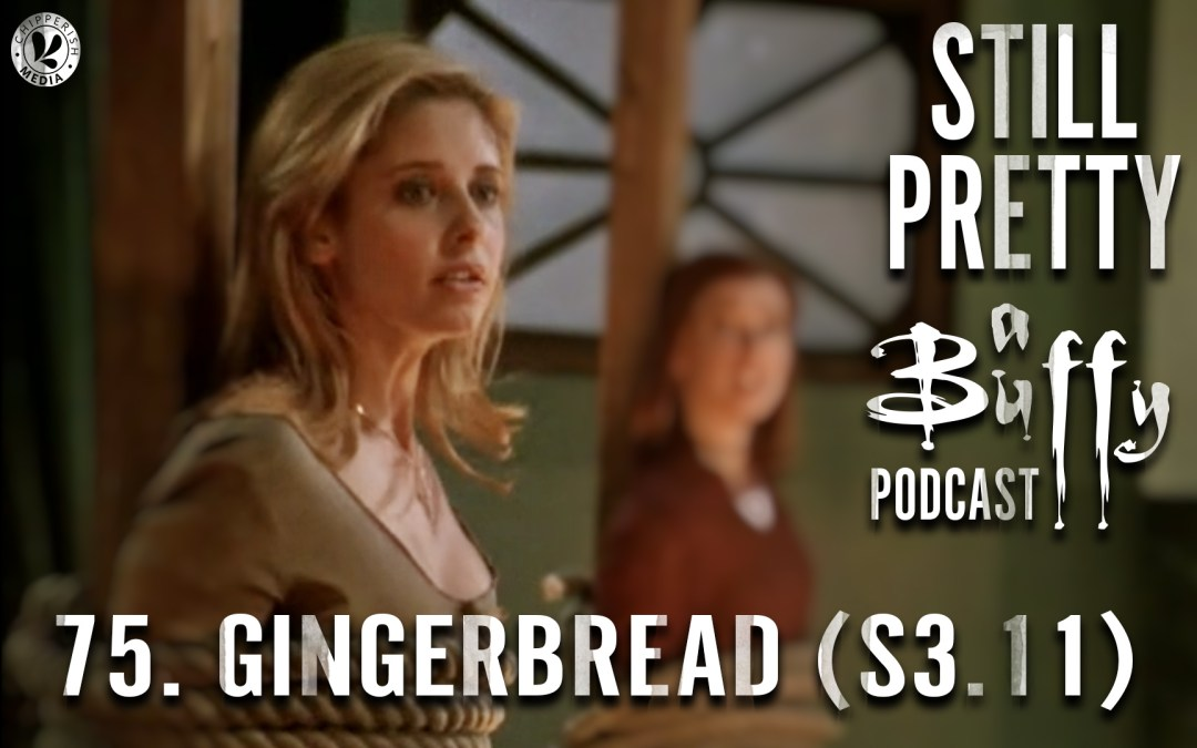 Still Pretty #75. Gingerbread. (S3.11)