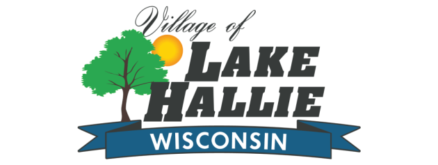 Village of Lake Hallie Logo