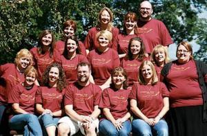 CRWP 2009 Summer Institute Group Photo