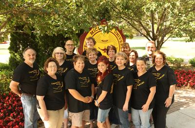 CRWP 2013 Summer Institute Group Photo