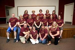 CRWP 2015 Summer Institute Group Photo