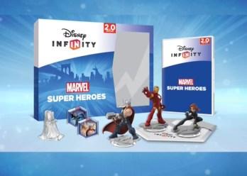 Present Figuras Marvel Disney Infinity2 00