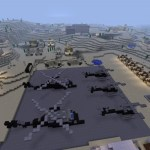 Minecraft Military Base With Vehicles Chipsgenerous