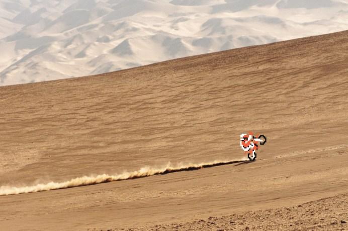 Virtual&Real_Desert