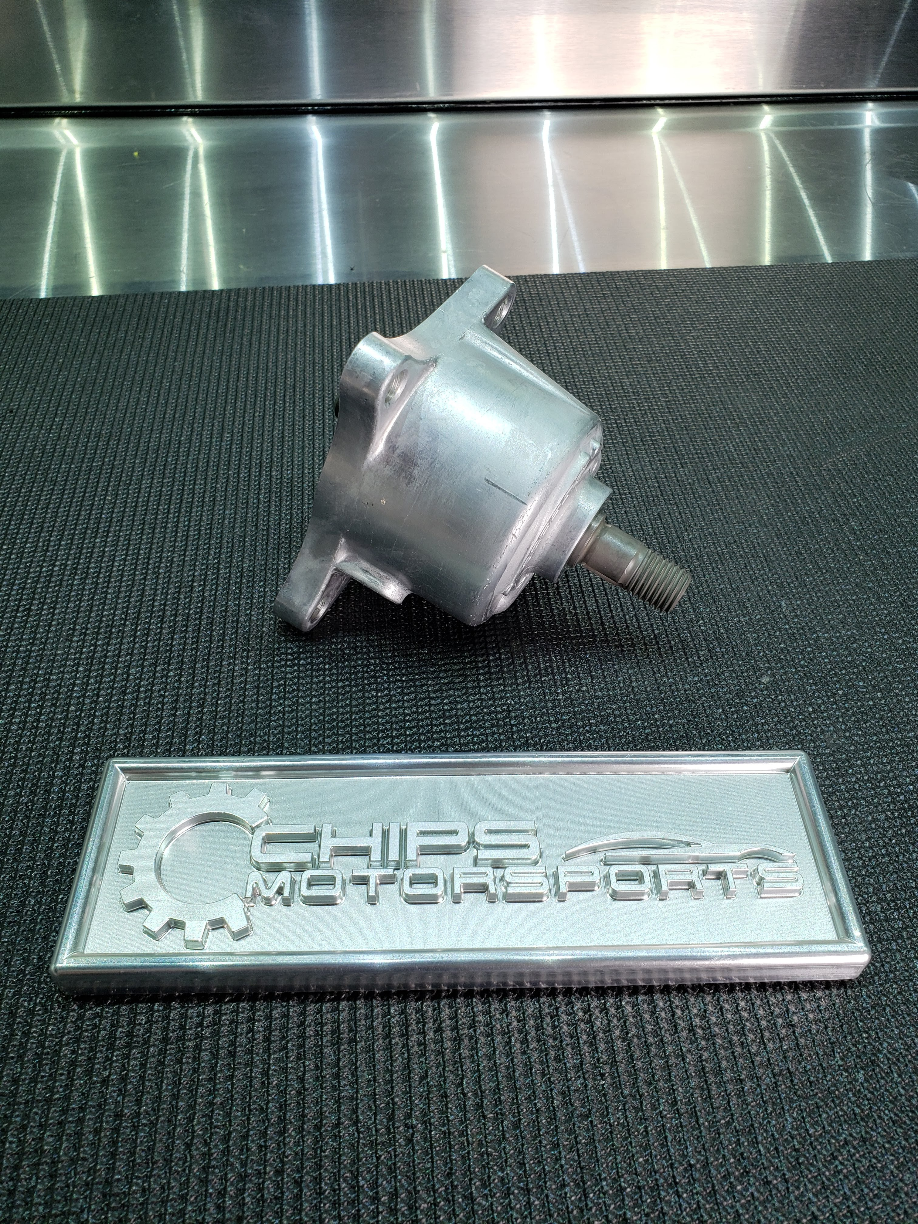 Rotary Engine Modified Oil Pump