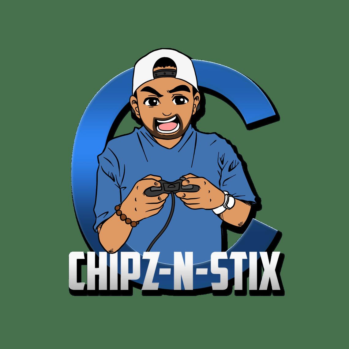 Chipz-N-Stix Logo