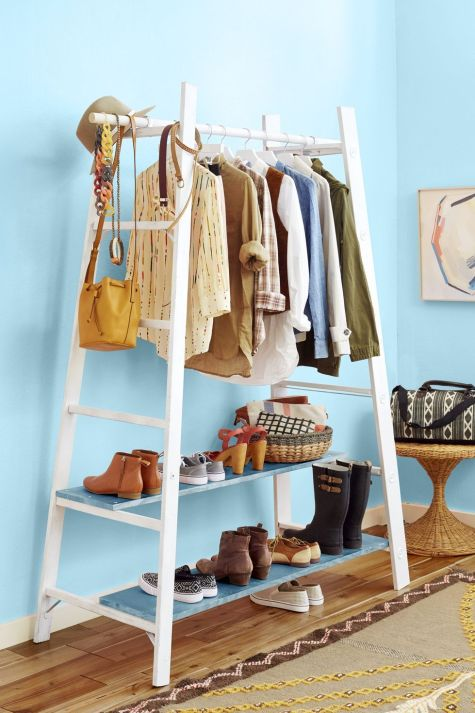 Storage Hacks for Small Bedrooms