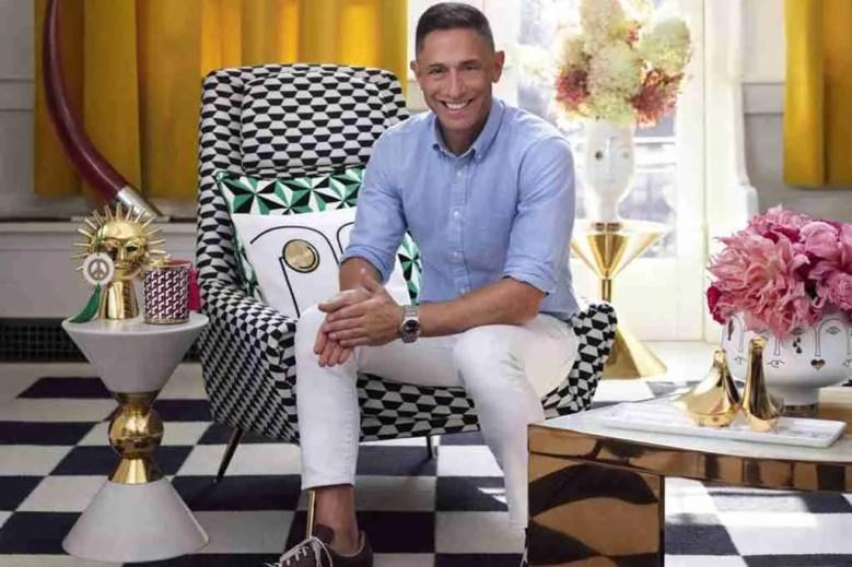 hm home jonathan adler collaboration Jonathan Alder's 5 Incredible Designing and Decorating Tips