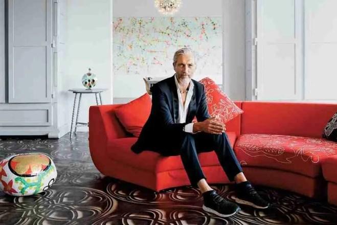 marcel wanders dutch designer studio amsterdam MARCELDESIGN0918 Top 10 Interior Designers