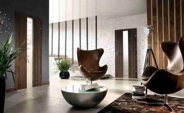 31 modern interior wood doors with glass doors porta 0 502 incorporate wood into your interior design
