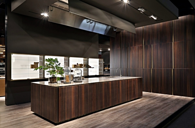 ideas inspired kitchen wood modules natural appearance 7 436 incorporate wood into your interior design