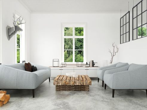 Expert Tips for Decorative Concrete Floor Finishes