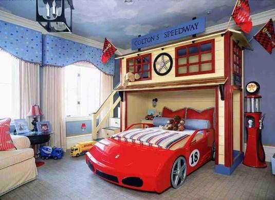 creative children room ideas 11 Aesthetically Pleasing Kid's Bedroom