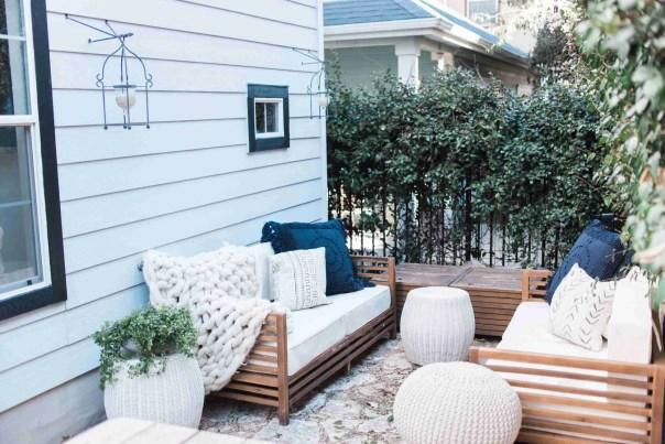 Backyard Patio in 2021