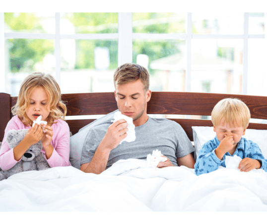 Prevent Seasonal Allergies
