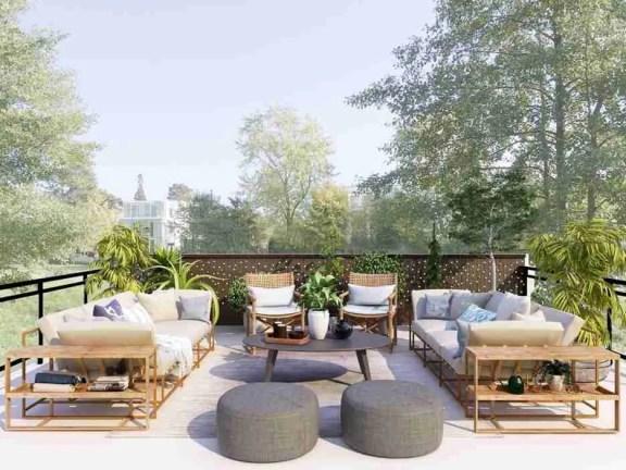 Link Your Indoor and Outdoor Space