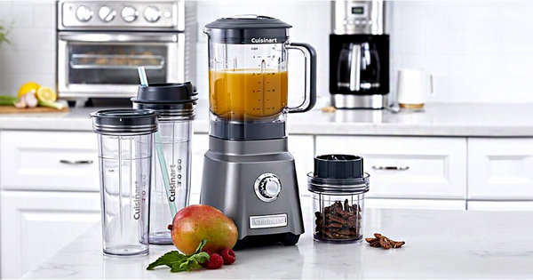 best cuisinart blender review blender food processor