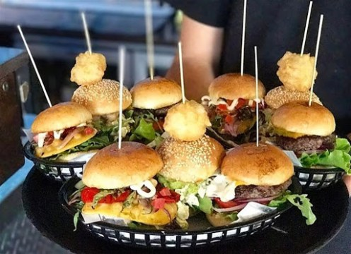 Places to Eat Top-Notch Burgers
