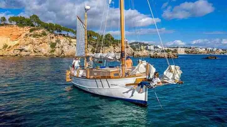 sailing trips mallorca el gordito 64 Boat Trips to Do inMallorca