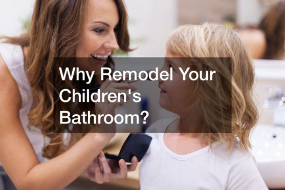 Children's Bathroom Design Ideas