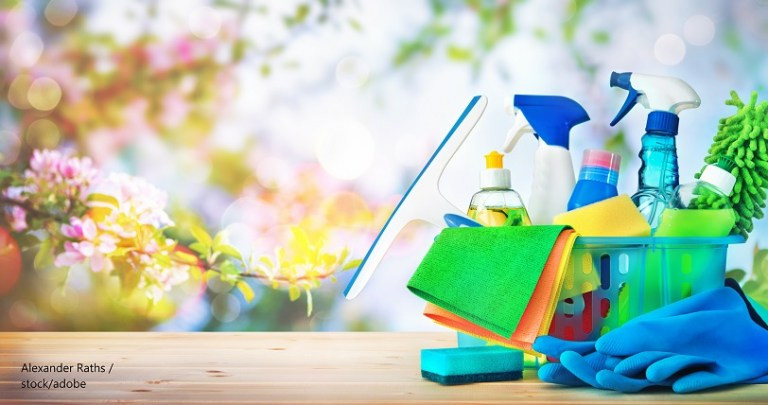 Spring Cleaning EVS Translations AS L XS 199161317 1 Spring Cleaning Checklist