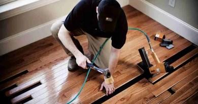 hard surface floor installation section 2 Commercial Bathroom Renovations