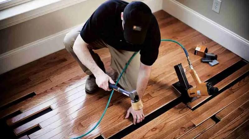 hard surface floor installation section 2 Laminate Flooring