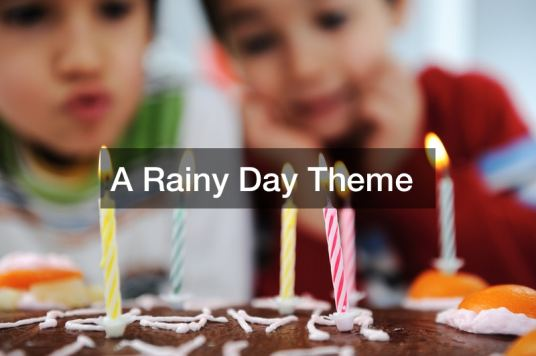 spring themed birthday party ideas