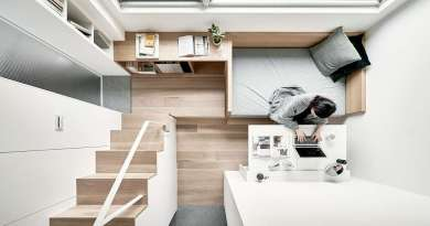 architecture small apartment Stellar House Upgrade