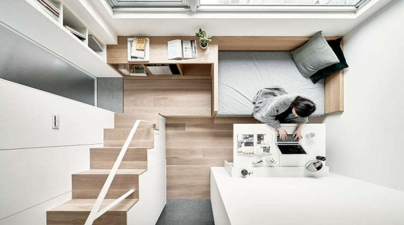 architecture small apartment space savers