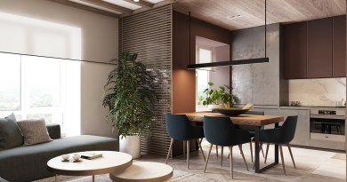 open floor plan home design The Future of Office Fit Outs