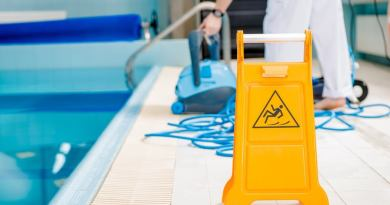 swimming pool cleaning common AC issues