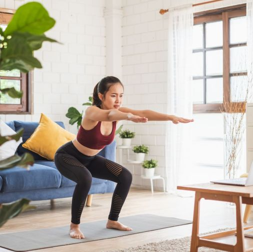 young asian healthy woman workout at home exercise royalty free image 1595581206 Best Workout