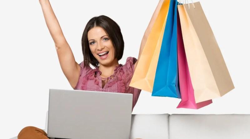 Blue Brushstroke Moms Influencer Asymmetry Facebook Post Set 1 3 Smart Shopping Tips