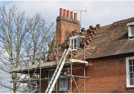 Different Types of Roof Damages