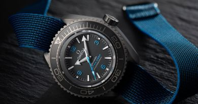 Take a Closer Look at Omega Seamaster Watches Cremation Urns