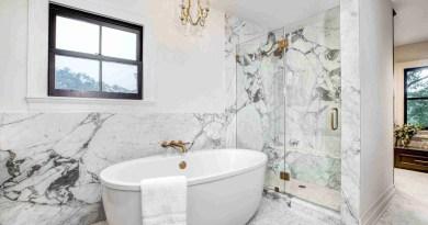 Beautiful Marble Tile Bathroom Ideas