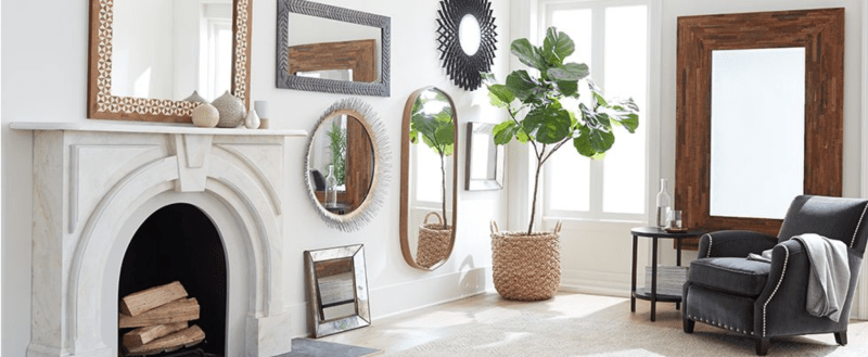 Home Beautification 101- Custom Mirror Ideas to Use Throughout Your Home