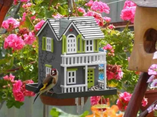 creative diy bird feeders 8 garden decoration